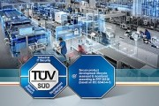 Siemens gets TUV Certification in the development process Automation products